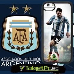 Case Estuche Messi Argentina 1