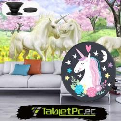 Soporte PopSocket Unicornio
