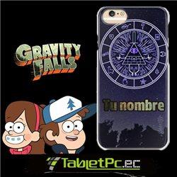 Case Estuche gravity falls