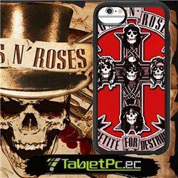 Case Estuche guns n roses