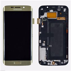 Display Samsung S6 edge marco