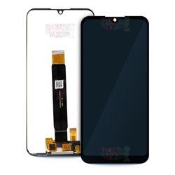 Display Motorola E6 plus