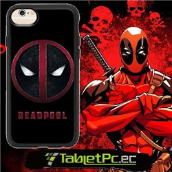 Case Estuche Deadpool