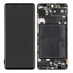 Display Samsung A72 con...