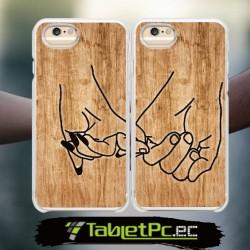 Case Estuche parejas madera...
